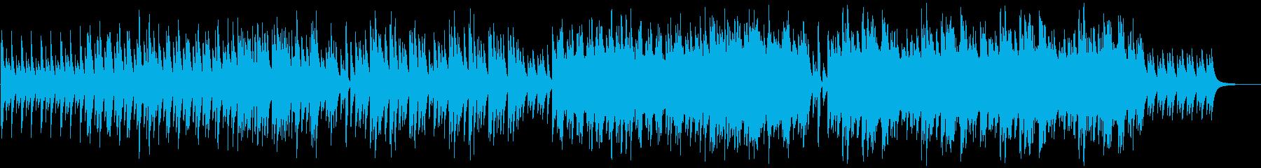 【感動的】結婚式のエンドロールで流れる曲の再生済みの波形