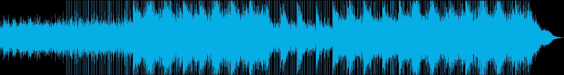 Crystal Blueの再生済みの波形