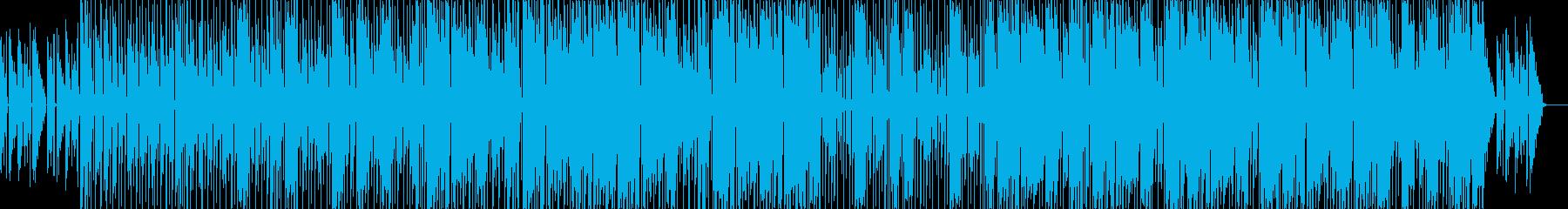 ファンク ゆっくり 魅惑 電気ピア...の再生済みの波形