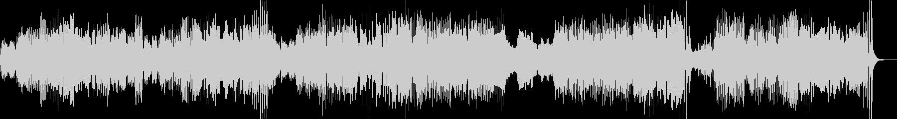 ベートーベン/バイオリンソナタ8–3の未再生の波形