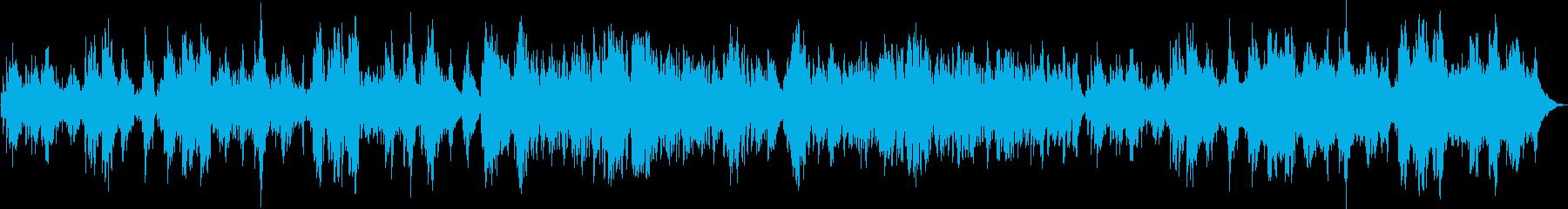 サラサラ ジャズ ラテン ワールド...の再生済みの波形