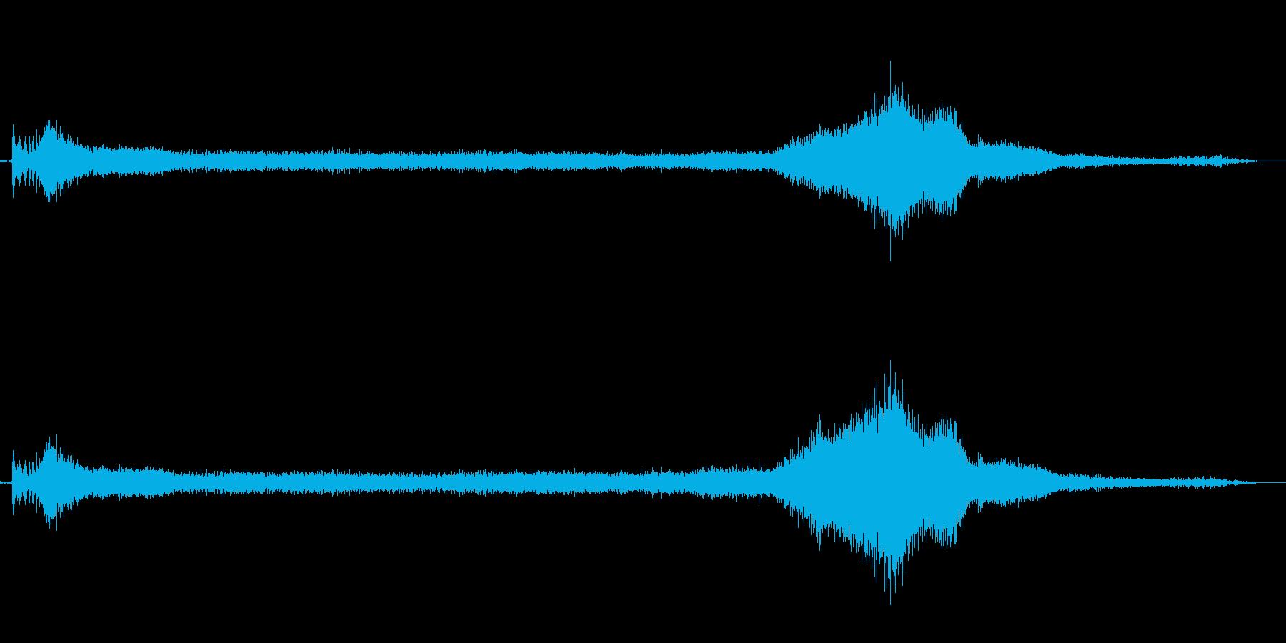 2008ダッジラムトルネードインタ...の再生済みの波形