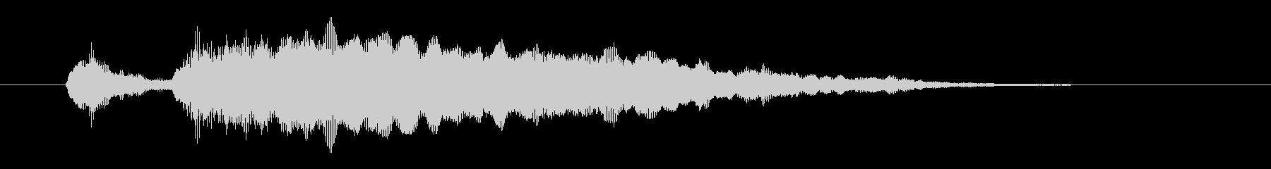 オーケストラ ジングルブラスアンド...の未再生の波形
