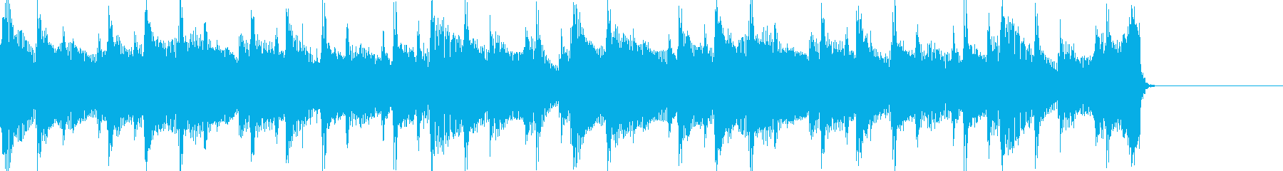 Happy Ukulele 13の再生済みの波形