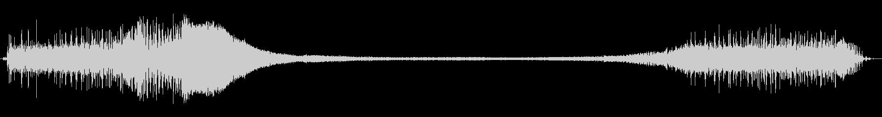 800 Ccスノーモービルレーサー...の未再生の波形