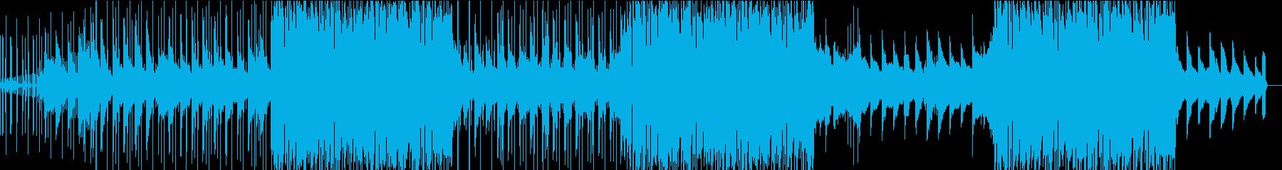 センチメンタル・情緒的の再生済みの波形