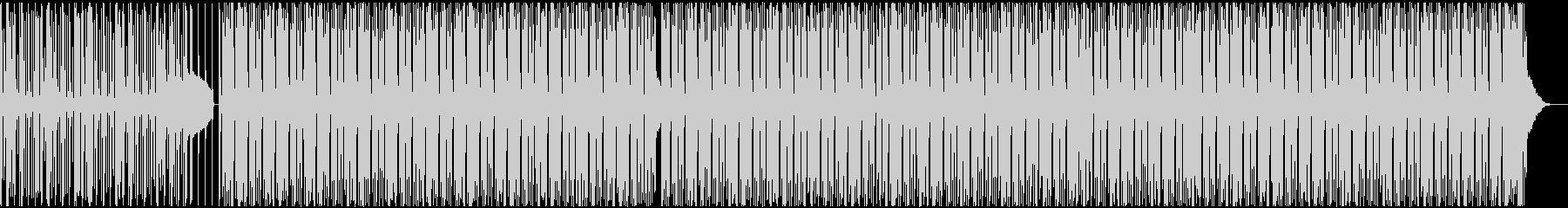 クイズのシンキングタイム的BGMの未再生の波形