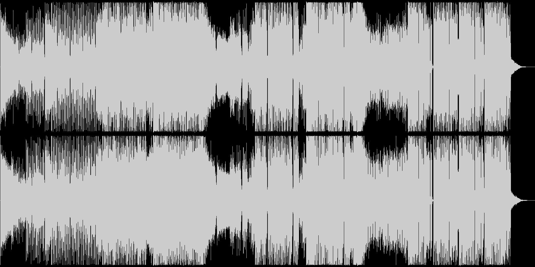 クラブ・フェスに最適なシンプルなEDMの未再生の波形