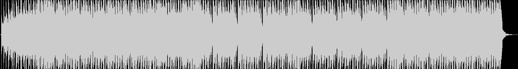 映像やイベントに、ヒップホップBGMの未再生の波形