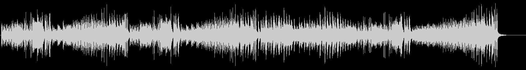 なんか変な感じのピアノ曲(2台ピアノ)の未再生の波形
