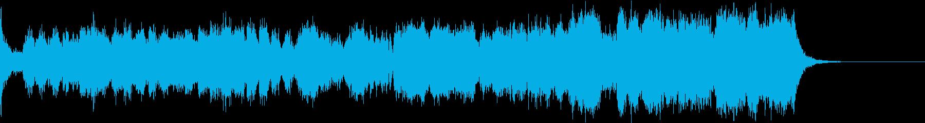 高音質版 お洒落なクラシック イタリアの再生済みの波形
