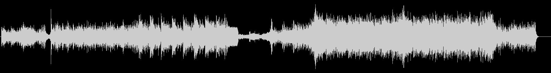 TITAN メロディーなしVerの未再生の波形