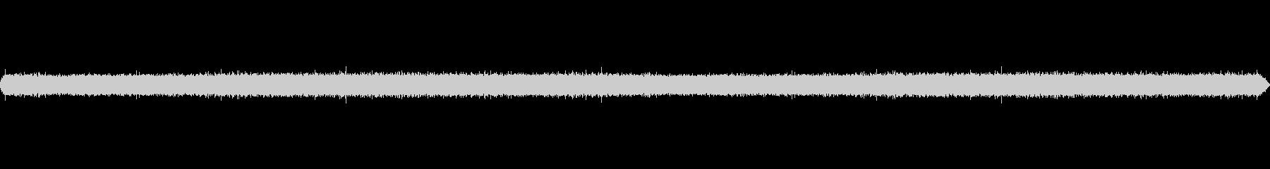 滝音~中くらいの滝 遠くから【生録音】の未再生の波形