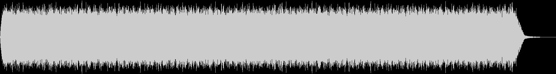 【アンビエント】ドローン_11 実験音の未再生の波形