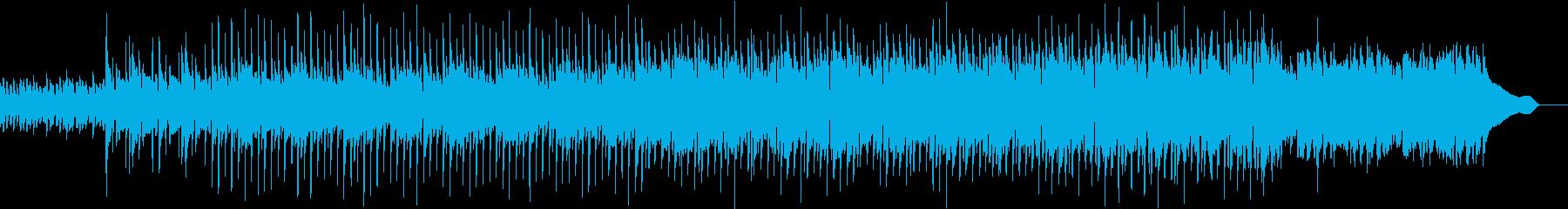 ★爽やかで知的な雰囲気POPオーケストラの再生済みの波形