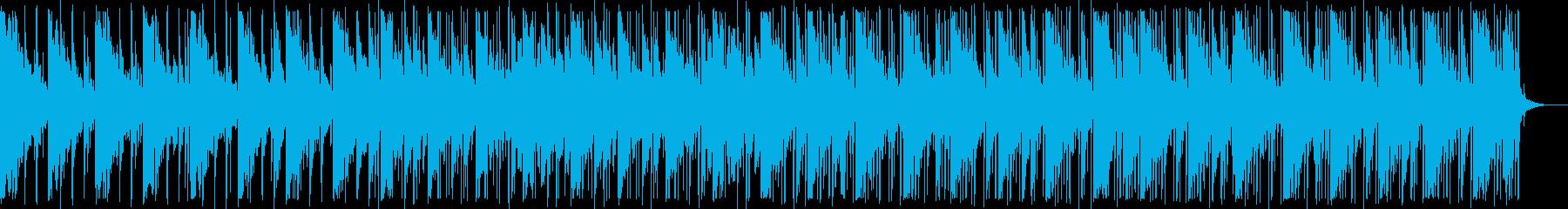 とろけそうなハウス_No641_3の再生済みの波形