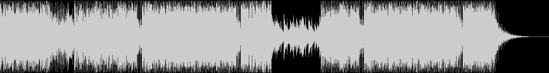 キラキラ/夜景/ギター/シティーポップの未再生の波形