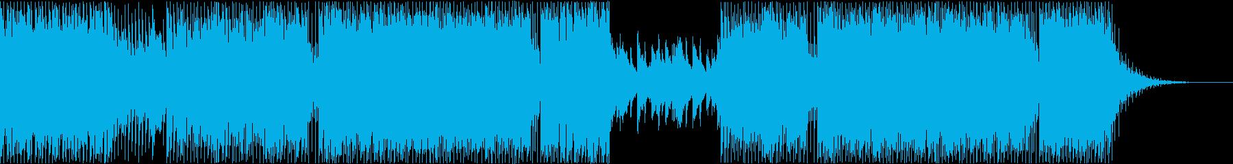 キラキラ/夜景/ギター/シティーポップの再生済みの波形
