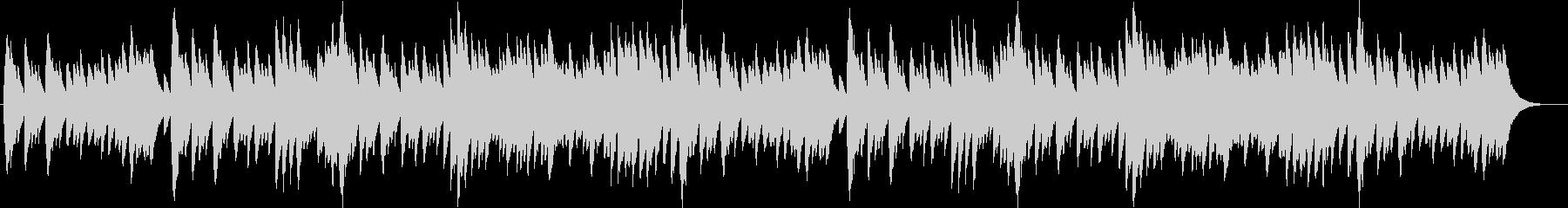 ローレライ(オルゴール)の未再生の波形