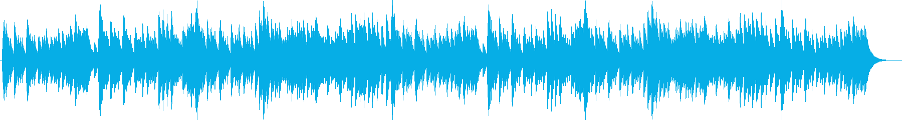 ローレライ(オルゴール)の再生済みの波形