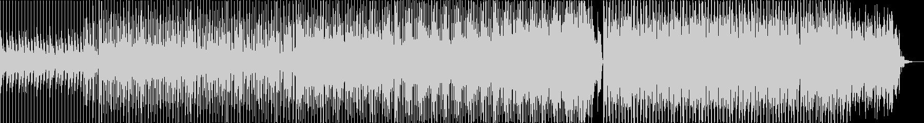 弦とピアノの切ないヒップホップの未再生の波形