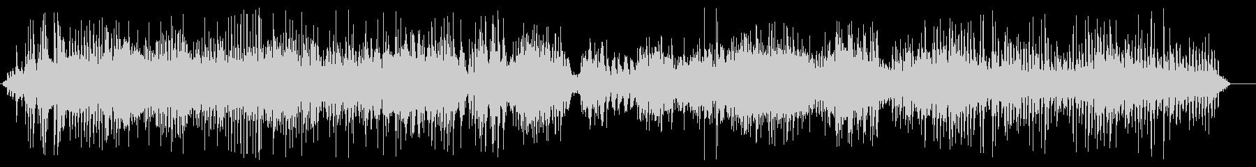 ジリジリジリ(放電現象)の未再生の波形