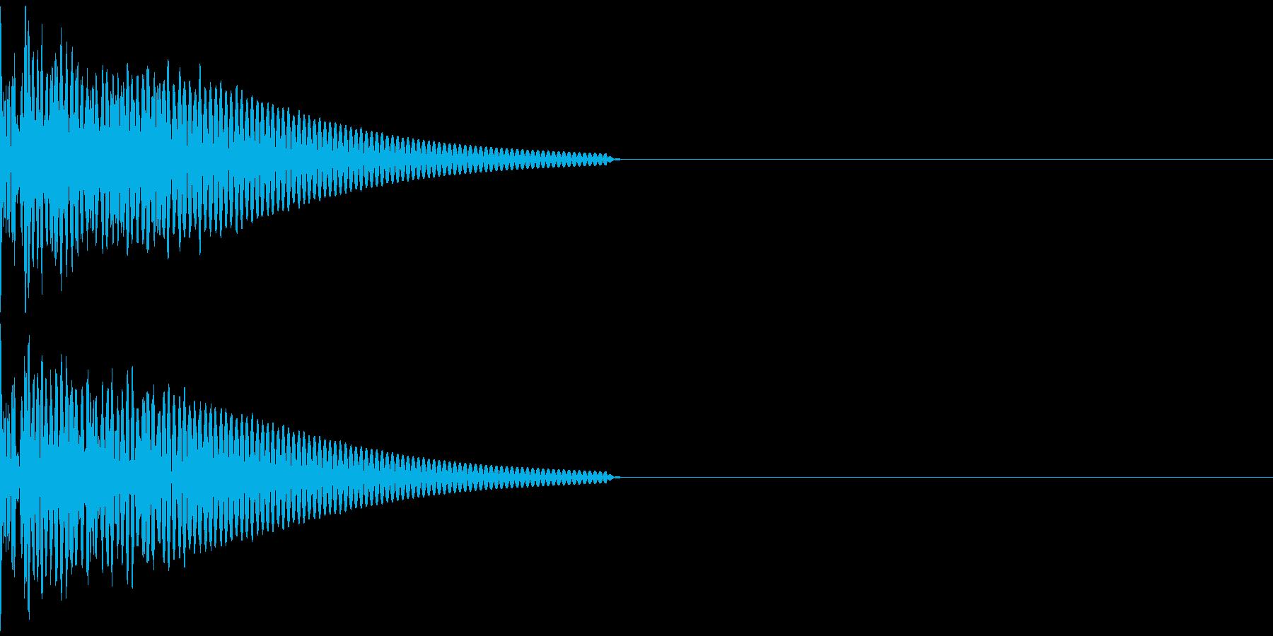 キック/壮大/広範囲/ドラム/低音/1Cの再生済みの波形