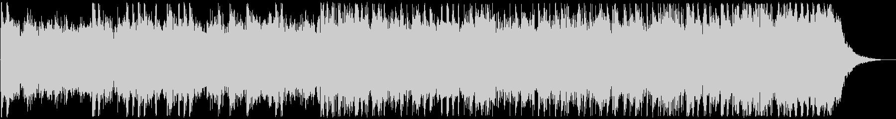ロック、メタル25秒ジングル リード抜きの未再生の波形
