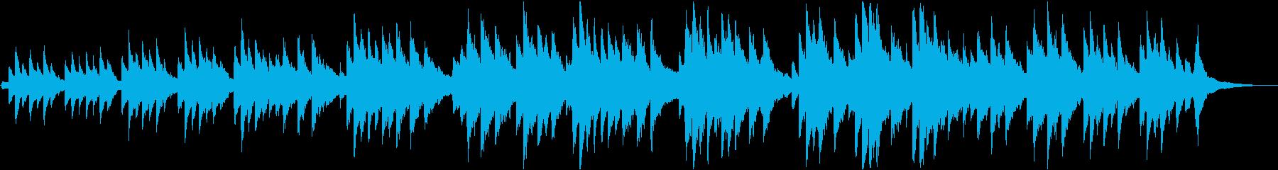 アンビエントミュージック ロマンチ...の再生済みの波形