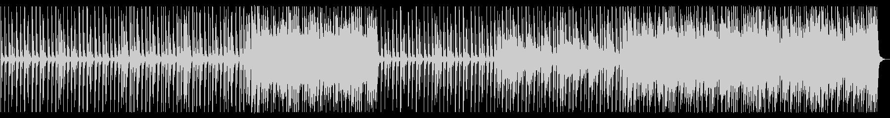 賑やかしくポップなBGM_No617_1の未再生の波形