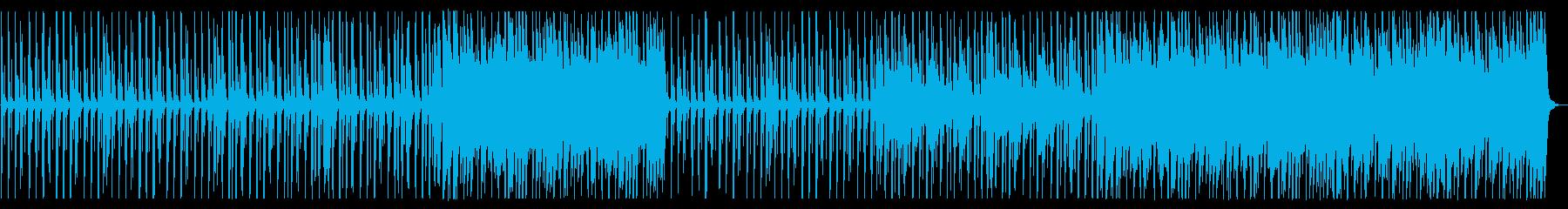 賑やかしくポップなBGM_No617_1の再生済みの波形