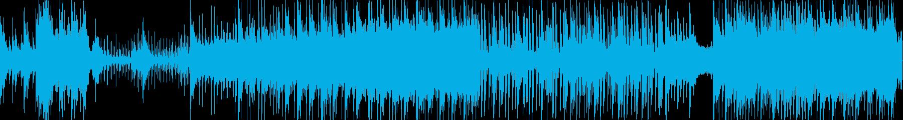 冬春オーケストラ光企業PV夜明けの再生済みの波形