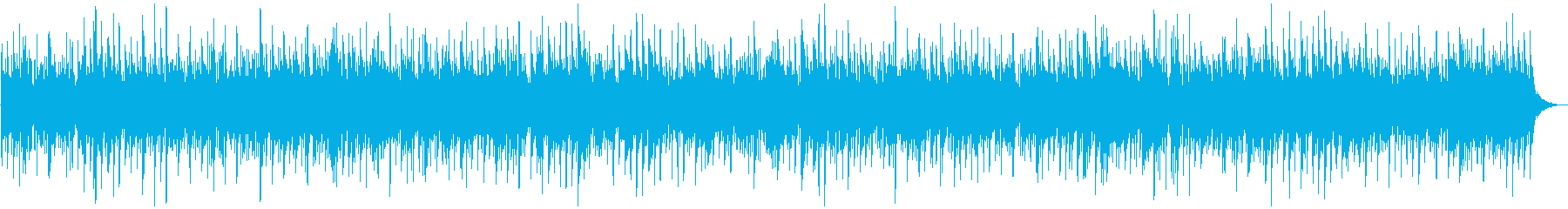 せつないマンドリンのカントリーバラードの再生済みの波形