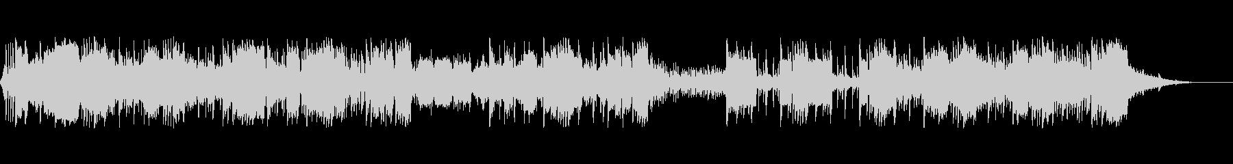 クールジャングルIDベッド2の未再生の波形