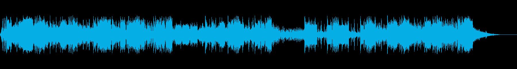 クールジャングルIDベッド2の再生済みの波形
