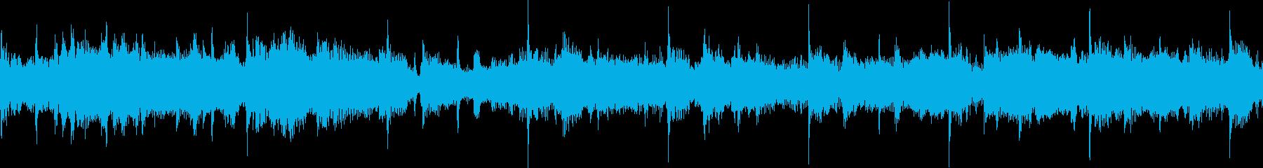 この滑らかでソフトな世界の融合トラ...の再生済みの波形