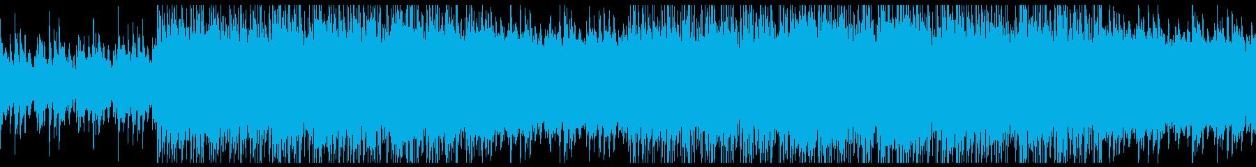 saxの美しい lofi chillの再生済みの波形