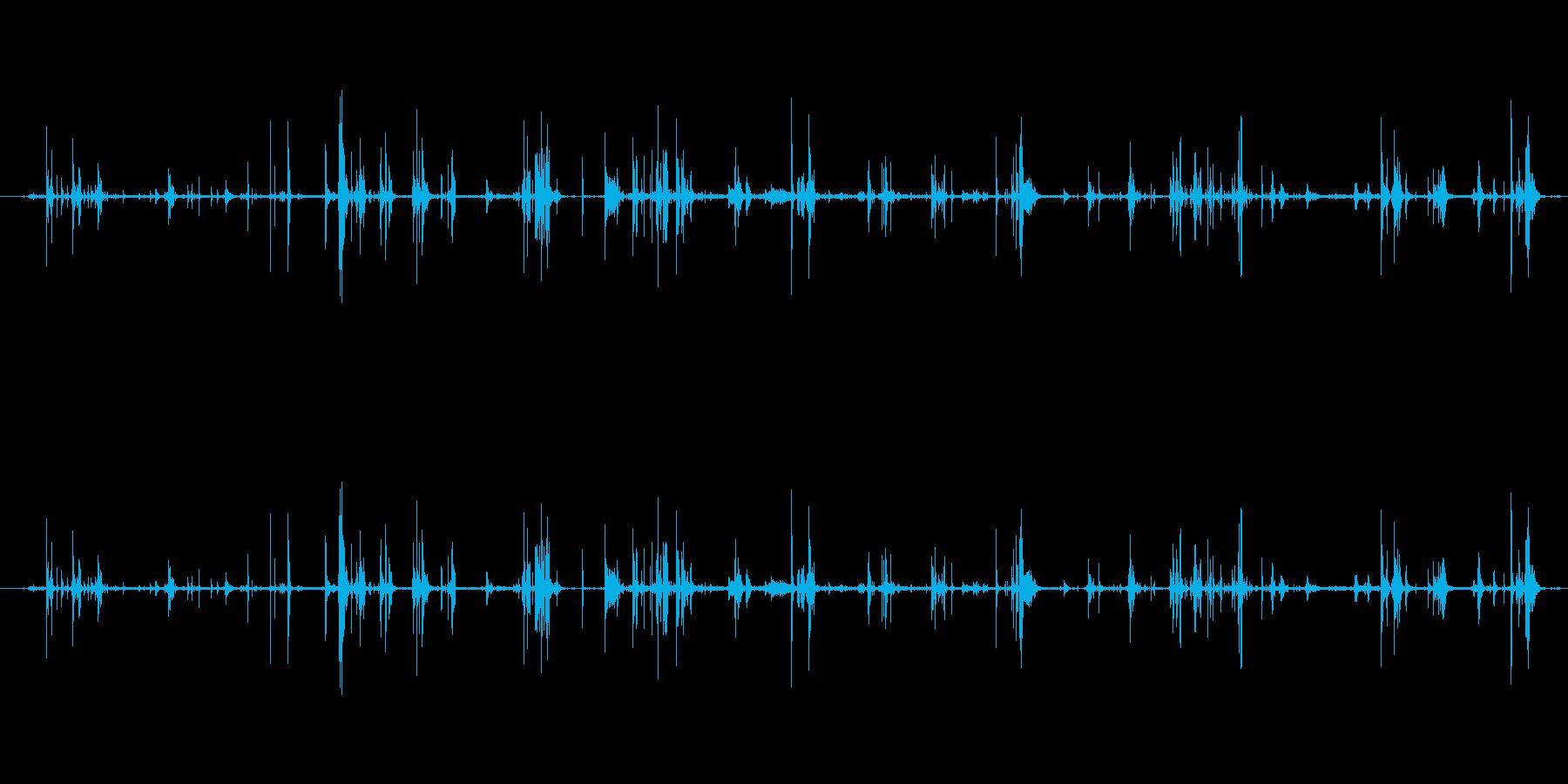 モンスター 肉食14の再生済みの波形