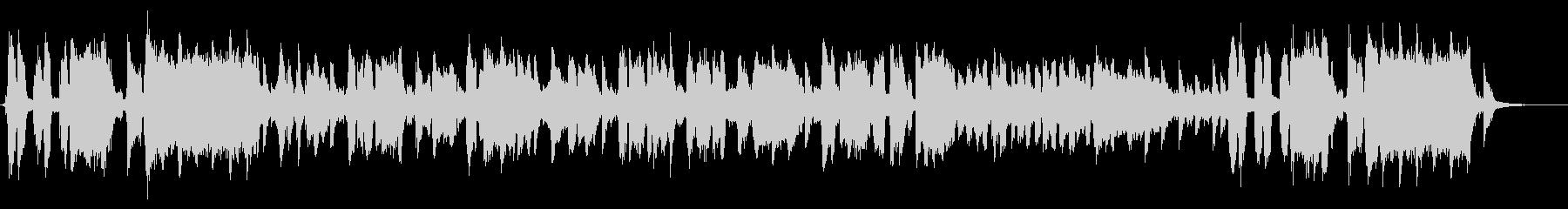 山芋をテーマにした楽曲の未再生の波形