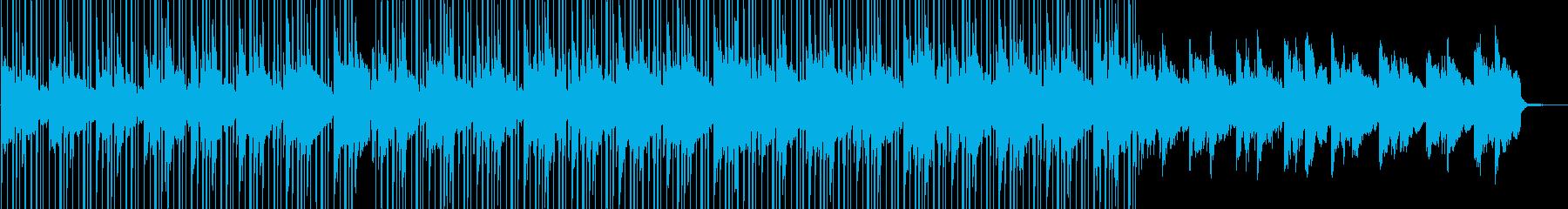 【チルアウト】和風LoFiヒップホップの再生済みの波形