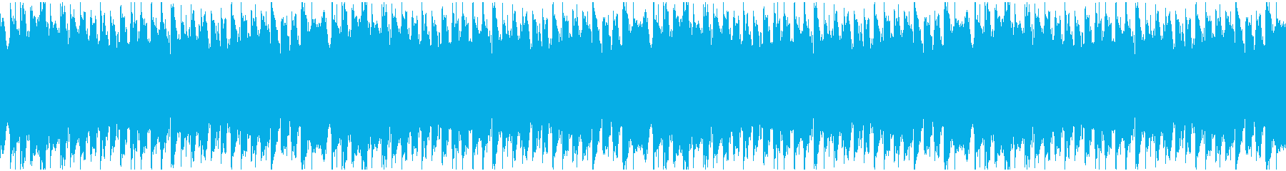 恋人に想いを馳せるひと時のBGMの再生済みの波形