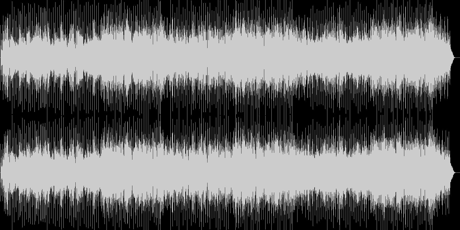 1970年代洋楽ソウル メロウなグルーヴの未再生の波形