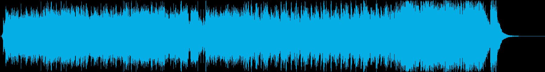 エピックファンタジーアドベンチャー1の再生済みの波形