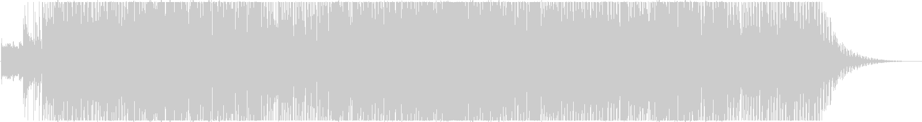 Medium Tempo Rock (English)'s unreproduced waveform