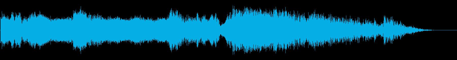 SETIの再生済みの波形