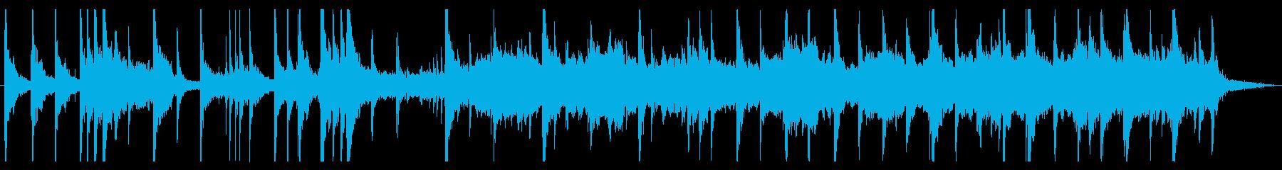 純和風リアル系の再生済みの波形
