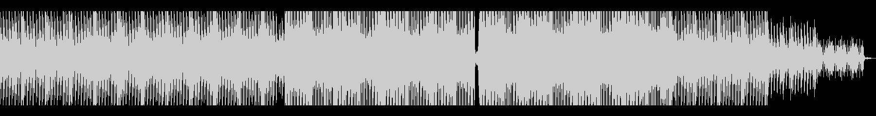【短いVer1】80年代風テクノポップの未再生の波形