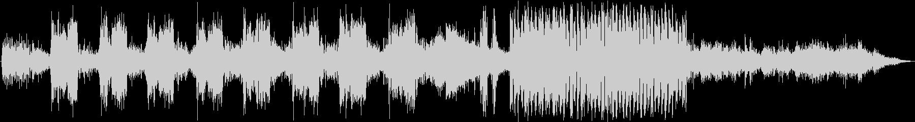 ラジオプロダクションシーン:ロボッ...の未再生の波形