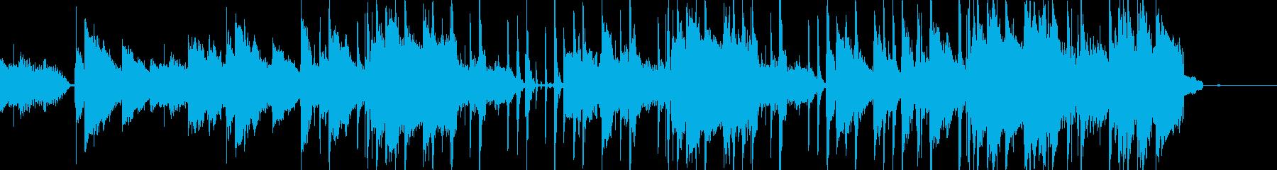 エレクトロニック 説明的 静か 希...の再生済みの波形