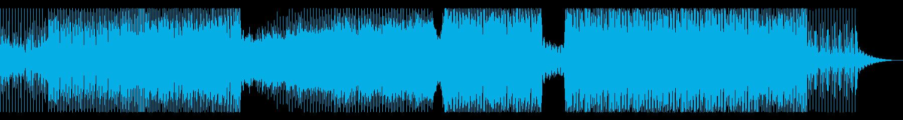 ハウス ダンス プログレッシブ ポ...の再生済みの波形